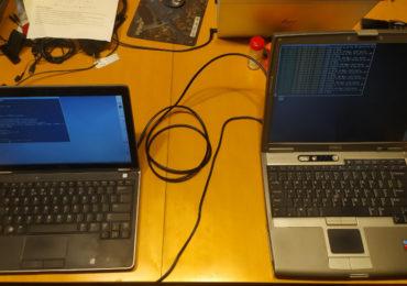 Энтузиаст смог незаметно передать данные, меняя скорости Ethernet