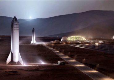 Илон Маск пообещал отправить первых людей на Марс через шесть лет