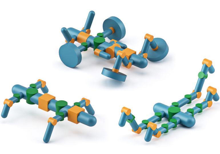 МТИ показал алгоритм оптимизации форм роботов для передвижения по различным поверхностям