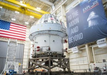 На починку корабля «Орион» у НАСА уйдут месяцы