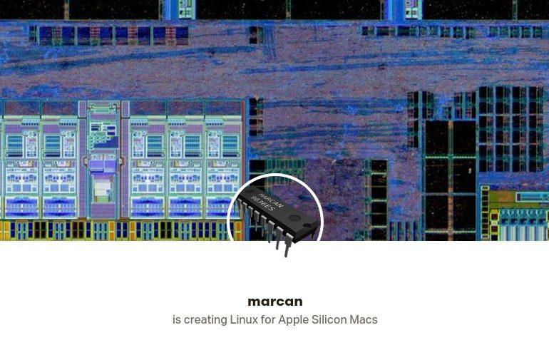 Разработчик запустил на краудфандинговой платформе Patreon сбор денег на адаптацию Linux для Maс на M1